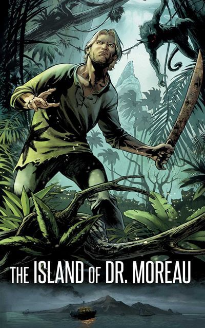 The Island of Doctor Moreau by H. G. Wells