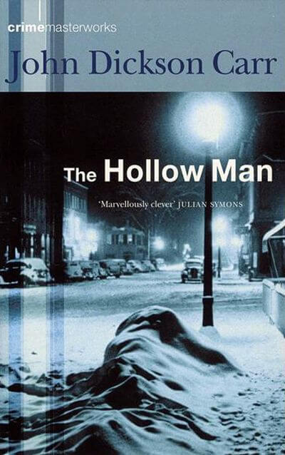 The Hollow Man by John Dickson Carr