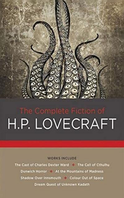 All books by H.P. Lovecraft