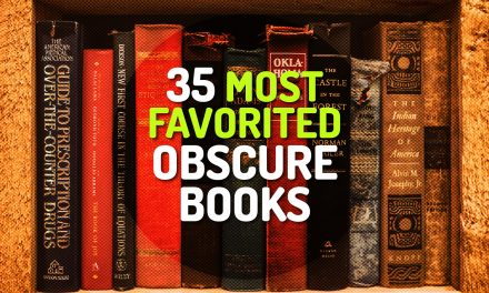 35 of the Most Favorited Obscure Books of All Time