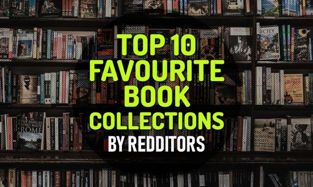 Top 10 Favourite Book Collections: A Reading List Treasure for Those Who Are Searching What to Read Next – Part 1