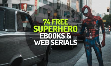 74 Free Superhero Ebooks and Web Serials