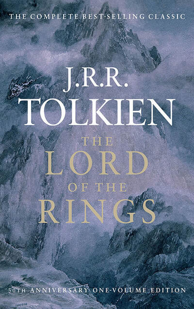 Lord of the Rings by J. R. R. Tolkien