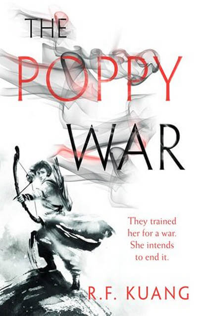 The Poppy War by R.F Kuang