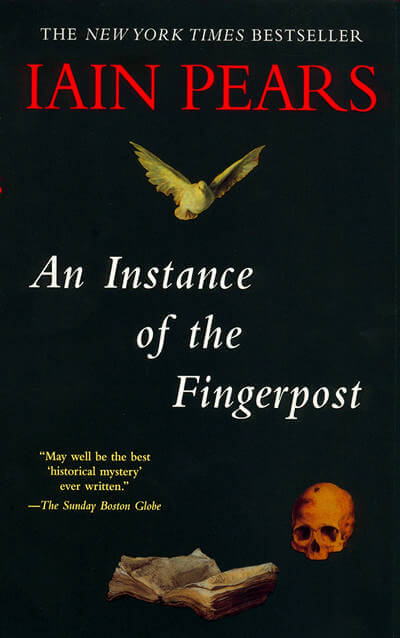 An Instance on the Fingerpost by Iain Pears