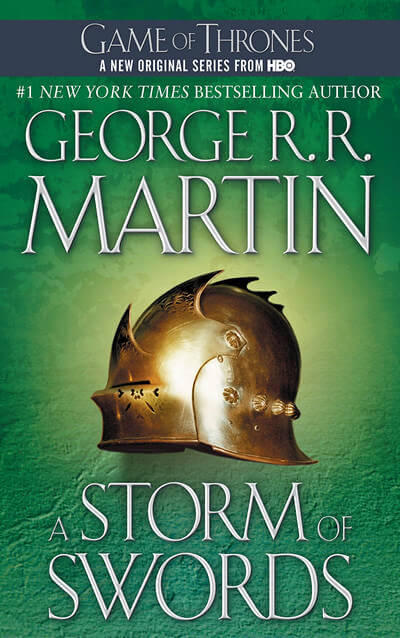 Storm of Swords by George RR Martin