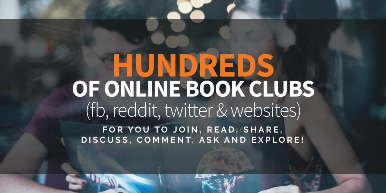Hundreds of Online Book Clubs for You to Join