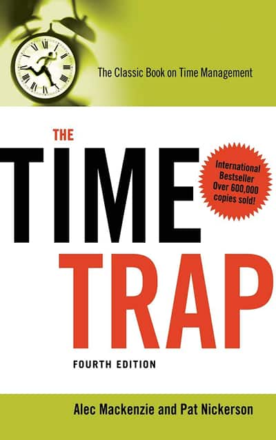 The Time Trap by R. Alec MacKenzie
