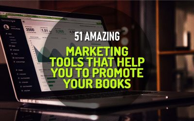 51 Most Amazing Marketing Tools That Help You To Promote Your Books