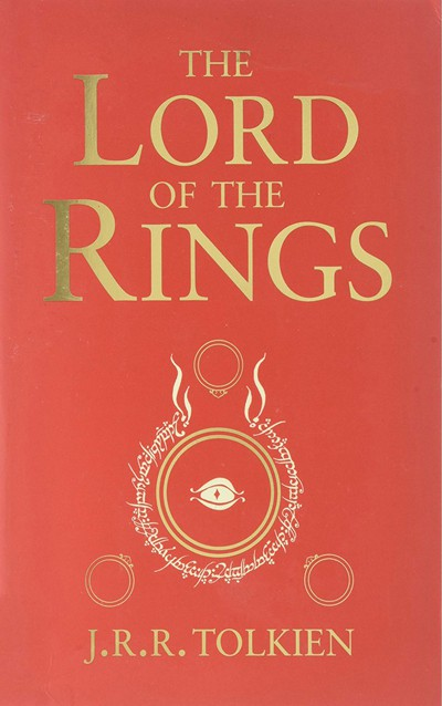 The Lord of the Rings by JRR Tolkien