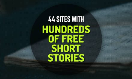 44 Sites with Hundreds of Free Short Stories