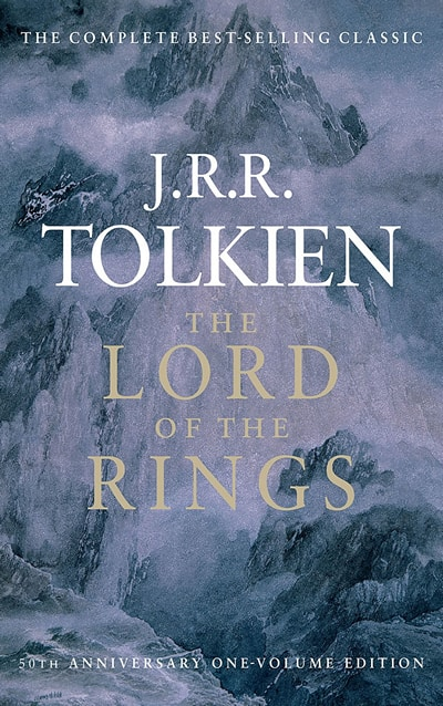 The Lord of the Rings trilogy by J. R. R. Tolkien