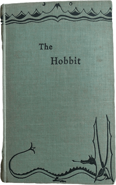Hobbit 1st Edition, Signed by J. R. R. Tolkien