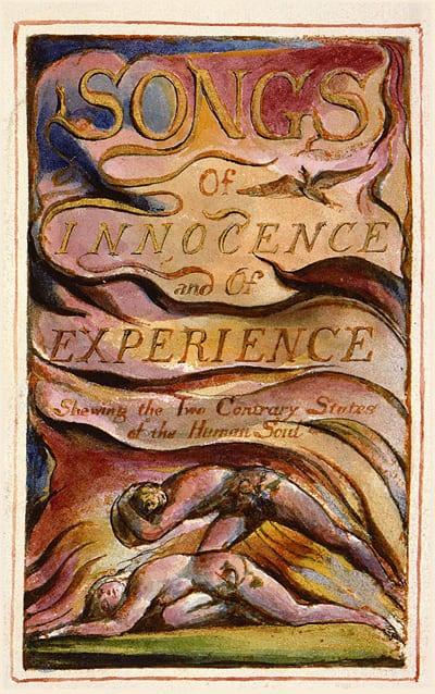 Songs of Innocence & Experience by William Blake
