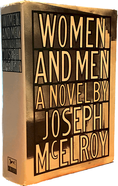 Women and Men by Joseph McElroy
