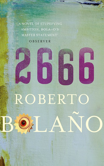 2666 by Bolaño