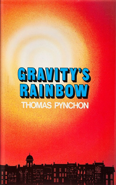 Gravity's Rainbow by Pynchon