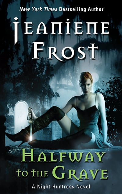 The Night Huntress Series by Jeaniene Frost