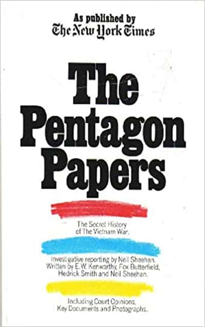 The Pentagon Papers by Department of Defense