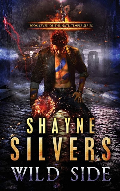Nate Temple Chronicles by Shayne Silvers