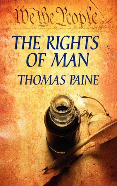 The Rights of Man by Tom Paine