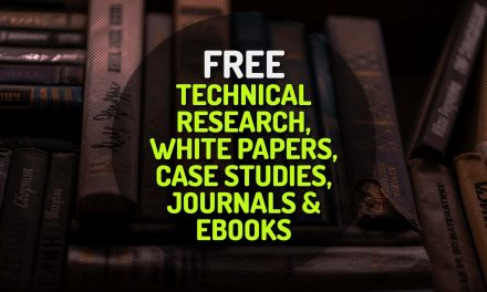 Free Technical Research, White Papers, Case Studies, Journals and Ebooks #2