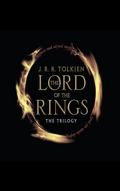 The Lord of the Rings Trilogy by J.R.R Tolkien