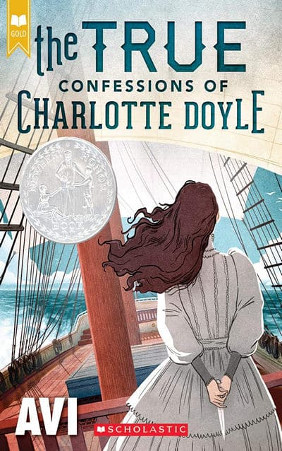 True Confessions of Charlotte Doyle by Avi