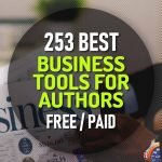 253 Best Business Tools for Authors (Free & Paid)