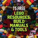 75 Free LEGO Resources, Build Manuals and Tools
