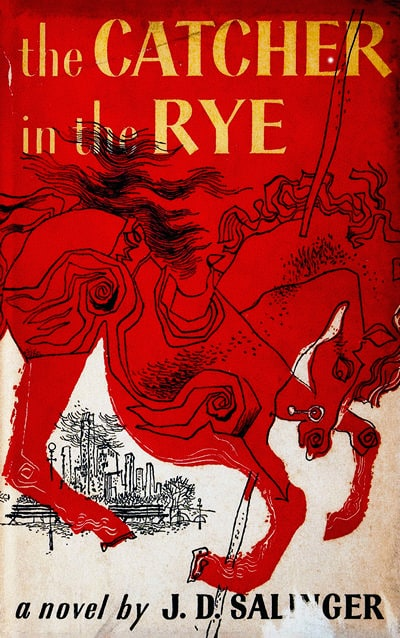Catcher in the Rye by Jerome Salinger