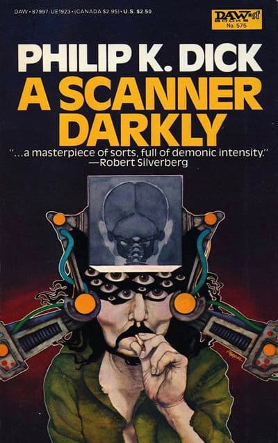 A Scanner Darkly by P. K. Dick
