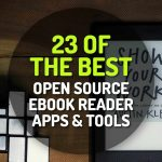 23 of the Best Open Source Ebook Reader Apps, Softwares and Tools